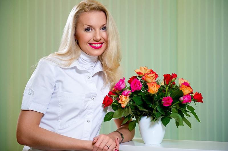 Best Dentist in Latvia DR. OLGA GALKINA